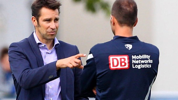 Der neue Stil der Hertha