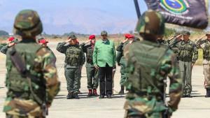 Öffnet Venezuelas Armee die Türen?