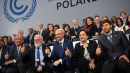 Die Beschlüsse des Klimagipfels von Kattowitz