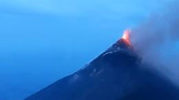 Behörden richten nach Vulkanausbruch provisorische Leichenhallen ein