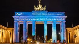 Deutschland übernimmt Vorsitz in der EU und im UN-Sicherheitsrat