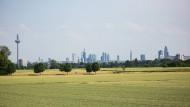Neben der Nordweststadt und Niederursel soll ein Teil des neuen Quartiers entstehen.