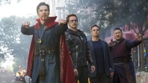 """Die """"Avengers"""" glänzen weiter an den Kinokassen"""