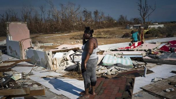 Zahl der Toten auf den Bahamas steigt auf 43