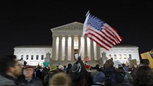 Wie geht es weiter im Justizstreit um Trumps Einreisesperre?