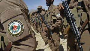 Nato setzt Polizeiausbildung in Afghanistan aus