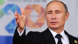 Putin verteidigt Vorgehen auf der Krim