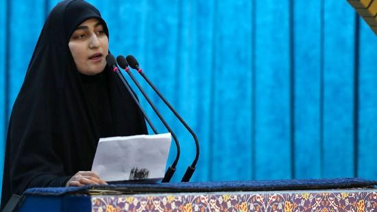 """Tochter von General Soleimani prophezeit """"dunkle Tage"""""""