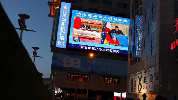 China sucht Verbündete gegen Amerika