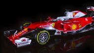Ferrari stellt rote Göttin vor