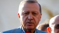 Erdogan stellt sich hinter Qatar