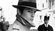"""""""Der eiskalte Engel"""": Alain Delon in einer seiner ikonischen Rollen"""