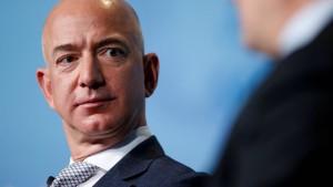 Jeff Bezos wirft Skandalblatt Erpressung vor