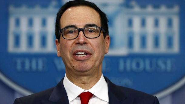 Vereinigte Staaten lehnen mehr Geld für die Weltbank ab
