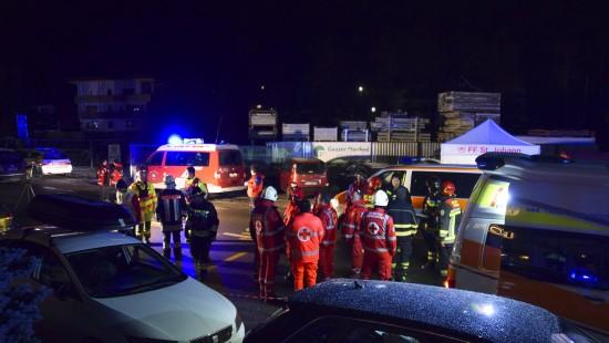 Betrunkener Autofahrer tötet sechs Deutsche