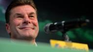 Hecking will Borussia Mönchengladbach wieder erfolgreich machen