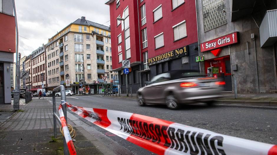 Tatort Allerheiligenviertel: Vor einem Kiosk fielen am 29. Januar Schüsse. Offenbar handelte es sich um eine Auseinandersetzung unter Drogenhändlern.