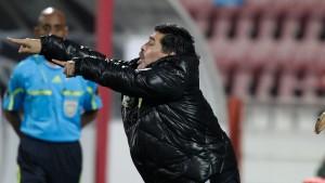 Maradonas Erben