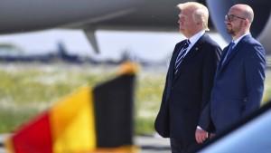Trump mit knallharter Botschaft für die Nato-Partner
