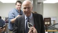 Suchte die harte Auseinandersetzung auf Twitter ebenso wie den Ausgleich: John McCain
