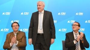 CSU beschließt umstrittenen Forderungskatalog zur Zuwanderung