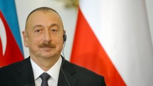 Kaviardiplomatie mit Aserbaidschan