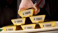Die Notenbanken der Welt kaufen zusätzlich Gold