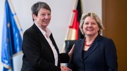 Svenja Schulze will weitermachen wie bisher