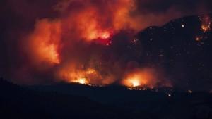 Die Hitze lässt nach – die Brände wüten weiter