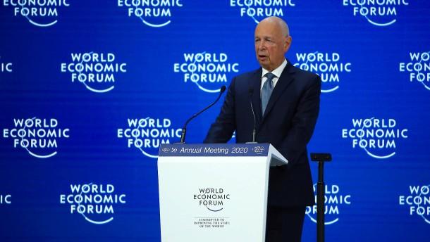 Corona zwingt das Weltwirtschaftsforum in die Knie