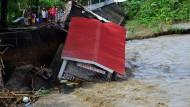 """""""Haiyan"""" hinterlässt Spur der Zerstörung"""