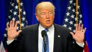 Keine Macbooks für Trumps Krönungsparteitag