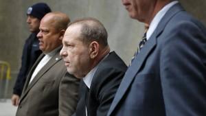 Zwei weitere Anklagen gegen Weinstein in Los Angeles erhoben