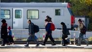 Mehr Zuwanderung als je zuvor