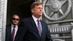 Mutmaßlicher CIA-Agent verlässt Russland