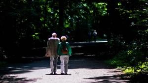 Die Rente und das lange Leben