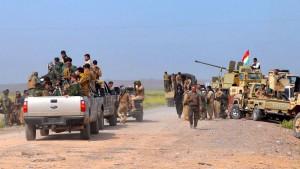 Amerikaner werfen IS Senfgas-Angriff vor