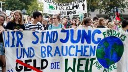 """Gewerkschaft gehen Forderungen von """"Fridays for Future"""" zu weit"""