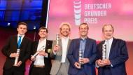 Gründerklima in Deutschland bestenfalls wechselhaft