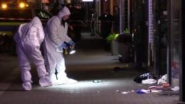 Ein Toter und zwei Verletzte bei Streit