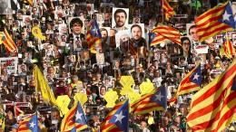 """""""Die Straßen Barcelonas müssen mit Freiheit gefüllt werden"""""""