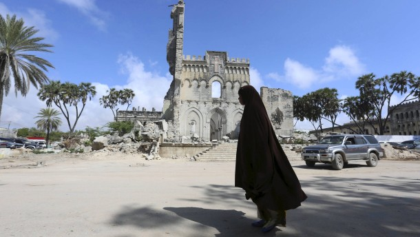 Somalia verbietet Weihnachten