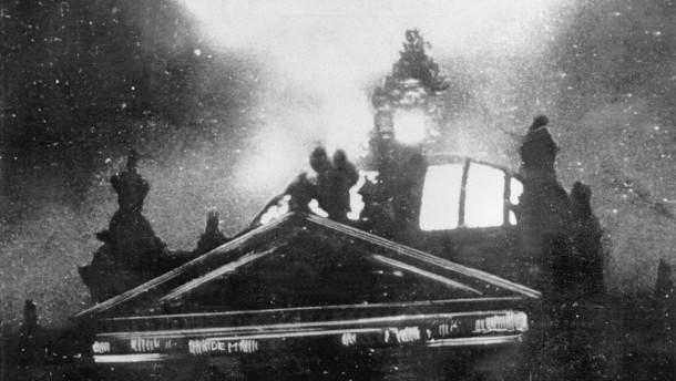 Haben die Nazis den Reichstag abgefackelt?