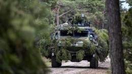 Gotland und die Angst vor den Russen