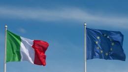 """""""Für Europa wäre eine rechte Regierung in Italien ein Albtraum"""""""
