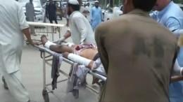 Viele Tote nach Anschlag in Pakistan