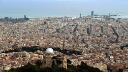 Barcelona und die Berge