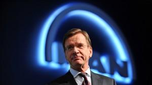 Samuelsson wird Vorstandschef bei Volvo