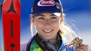 Ski-Star Mikaela Shiffrin will in jeder Disziplin starten