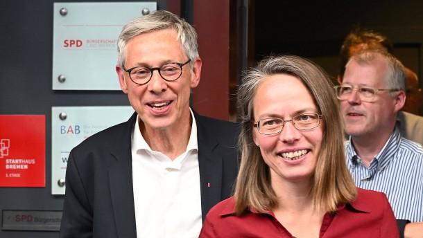 Bremer SPD stimmt Koalitionsverhandlungen zu